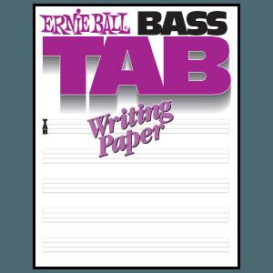 Ernie Ball Basszusgitár TAB Oktatóanyag