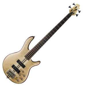 Co-A4PlusFMMH-OPN Cort el.basszusgitár