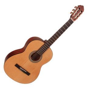 Co-AC100DX-OP Cort klasszikus gitár deluxe