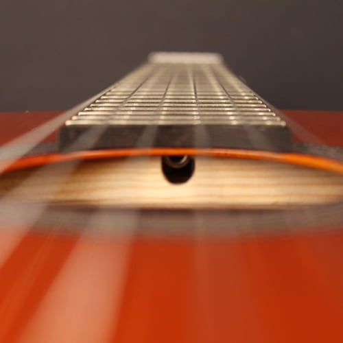 Co-AC100DX-YT Cort klasszikus gitár deluxe