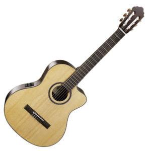 Co-AC160CF-NAT Cort klasszikus gitár elektronikával