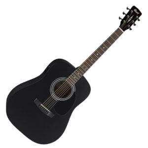 Co-AD810E-BKS Cort akusztikus gitár elektronikával