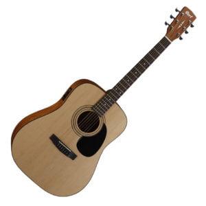 Co-AD810E-OP Cort akusztikus gitár elektronikával