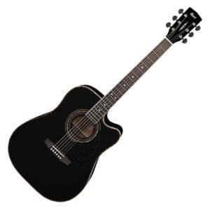 Co-AD880CE-BK Cort akusztikus gitár elektronikával