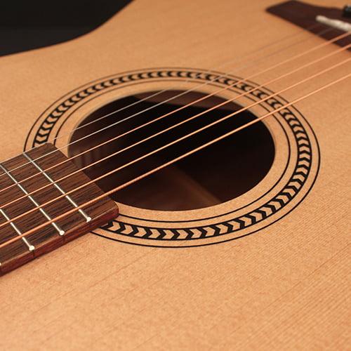 Co-AF505-OP Cort akusztikus folkgitár
