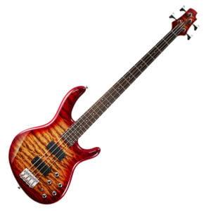 Co-ActionDLX Plus-CRS Cort el.basszusgitár Aktív