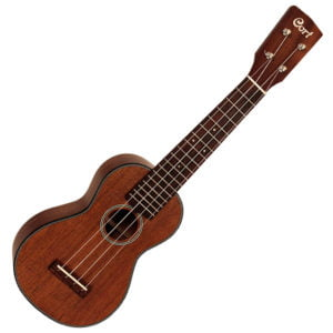 Co-Uke-BWS Cort ukulele