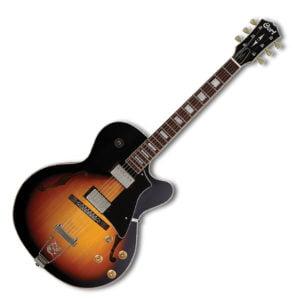 Co-Yorktown-TAB with bag Cort félakusztikus gitár tokkal