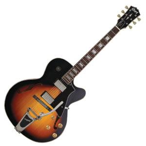 Co-YorktownBV-TAB with bag Cort félakusztikus gitár tokkal