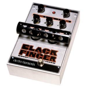 Electro-harmonix - Black Finger csöves kompresszor EH-BlackFinger