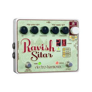 Electro-harmonix - Ravish szitár pedál EH-Ravish