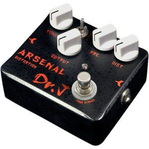 Dr.J effektpedál - Arsenal Distortion J-DrJ-51