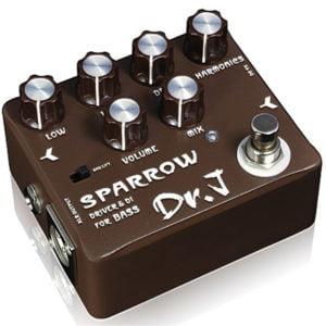 Dr.J effektpedál - Sparrow Driver