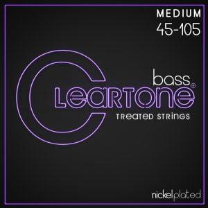 Cleartone basszushúr Medium - 45-105 CT-6445
