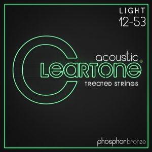 Cleartone ak.húr foszfor-bronz Light - 12-53 CT-7412