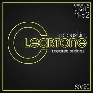Cleartone ak.húr bronz Custom Light - 11-52 CT-7611