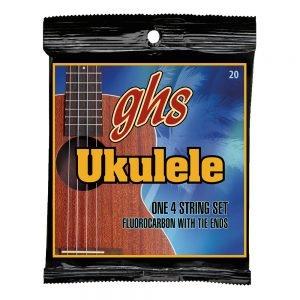 GHS-20 GHS ukulele húr -Fluorcarbon