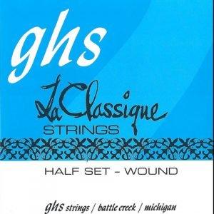 GHS-2370 1/2B GHS klasszikus húr