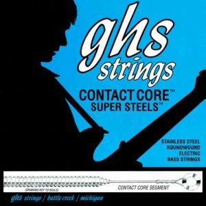 GHS-5L-CC GHS el.basszushúr 5 húros - ContactCore