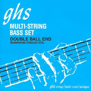 GHS-5L-DBB GHS el.basszushúr 5 húros- Double Ball End
