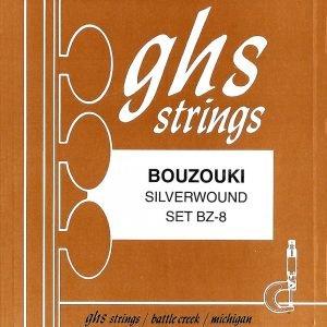 GHS-BZ-8 GHS bouzouki húr