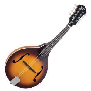 Recording King A-style mandolin
