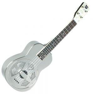 Recording King rezonátoros ukulele RU-998
